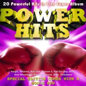 Image for 'Power Hits (CD + DVD)'