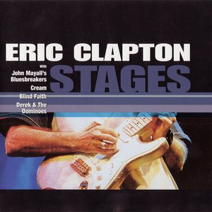 Image for 'Eric Clapton Stages'