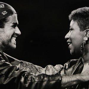Immagine per 'Aretha Franklin & George Michael'