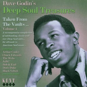Bild för 'Dave Godin's Deep Soul Treasures, Volume 4'