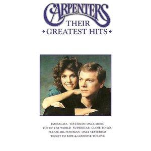 Bild für 'Their Greatest Hits'