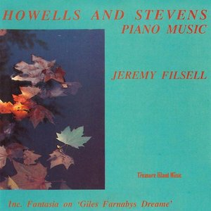 Image for 'Howells and Stevens Piano Music'