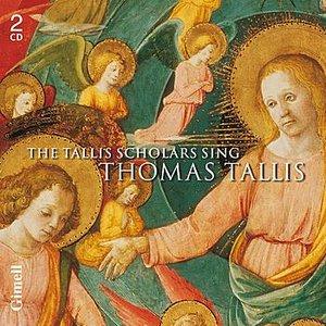 Image for 'Tallis: O sacrum convivium'