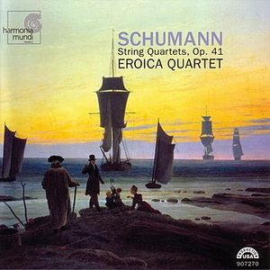Image for 'Schumann: String Quartets, Op. 41'