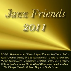 Image for 'Jazz Friends 2011'