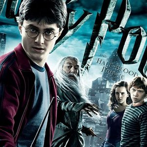 Image for 'Daniel Radcliffe; Rupert Grint; Emma Watson; Helena Bonham Carter; Jim Broadbent; Robbie Coltrane; Michael Gambon; Alan Rickman'