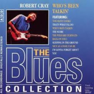 Image for 'The Blues Collection 25: Who's Been Talkin''
