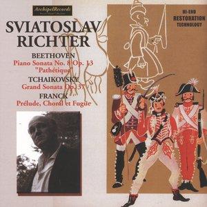 Image for 'Richter Plays Tchaikovsky, Beethoven and Franck'
