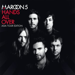 Image pour 'Hands All Over Asia Tour Edition'