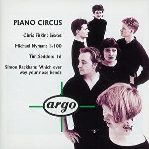 Image for 'Fitkin/Nyman/Seddon/Rackham: Piano Circus'