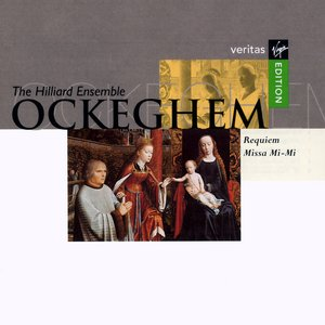 Image for 'Ockeghem - Requiem (Missa Pro Defunctis) & Missa Mi Mi (Missa Quarti Toni)'