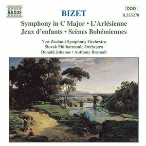 Image for 'Bizet: Symphony in C Major / L'Arlesienne / Jeux D'Enfants'