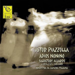 Image for 'Piazzolla : Adios Nonino'