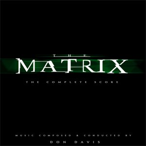 Image for 'The Matrix: The Complete Score (disc 1)'