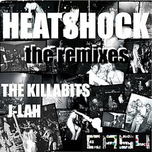 """Heatshock Remixes""的封面"