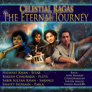 Bild för 'Celestial Ragas (The Eternal Journey)'
