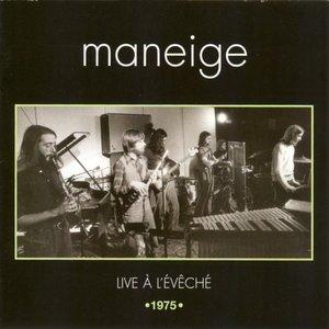 Bild für 'Maneige : Live à l'évêché'