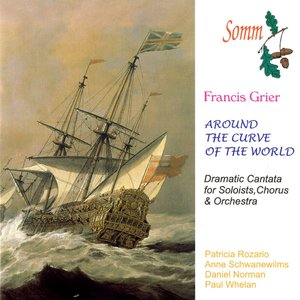 Image for 'Grier: Around the Curve of the World'