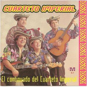 Image for 'Cuarteto Imperial - El continuado del cuarteto imperial'