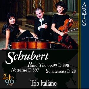 Image for 'Schubert: Piano Trios Vol. 1'