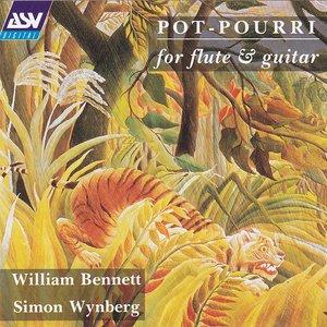 Image for ''Pot-Pourri' for flute & guitar'