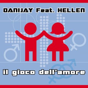 Image for 'Il gioco dell'amore (feat. Hellen)'