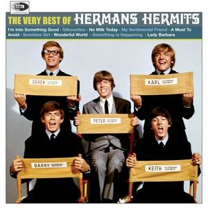 Image for 'The Very Best Of Herman's Hermits'