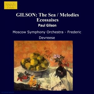 Image for 'GILSON: The Sea / Melodies Ecossaises'