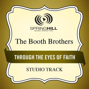 Image for 'Through the Eyes of Faith (Medium Key Performance Track With Background Vocals)'