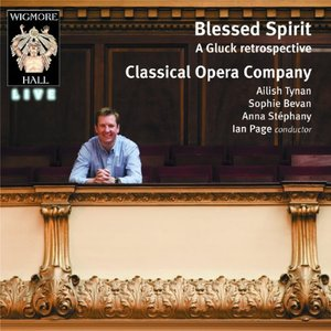 Image for 'Blessed Spirit: A Gluck Retrospective - Wigmore Hall Live'