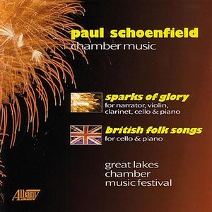 Image pour 'Chamber Music of Paul Schoenfield'