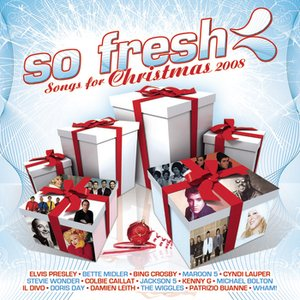 Image for 'So Fresh Songs For Christmas 2008'