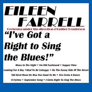 Image for 'I Gotta Right to Sing the Blues'