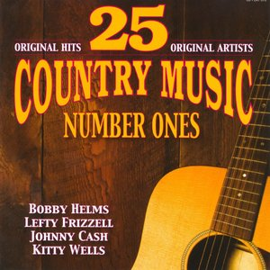 Image for '25 Country Music Number Ones'