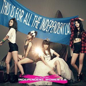 Image for 'Independent Women pt.III'