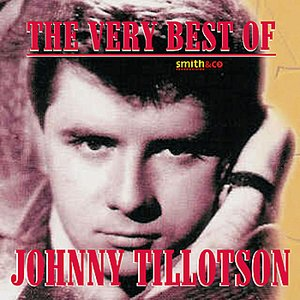 Image pour 'The Very Best Of Johnny Tillotson'