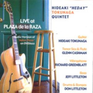 Image for 'Live at Plaza de la Raza'