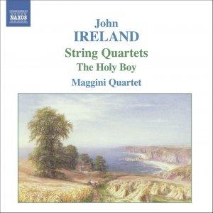 Image for 'IRELAND: String Quartets Nos. 1 and 2 / The Holy Boy'