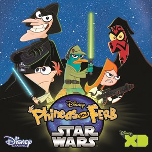 Image pour 'Phineas and Ferb Star Wars'