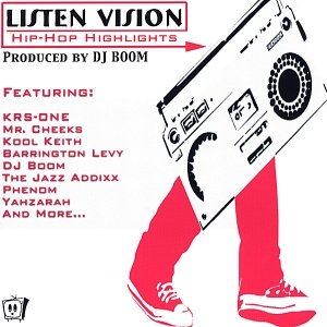 Image for 'Listen Vision Presents . . . Hip Hop Highlights'