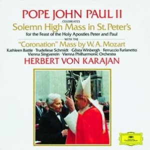 Image for 'Solemn High Mass in St. Peter's'