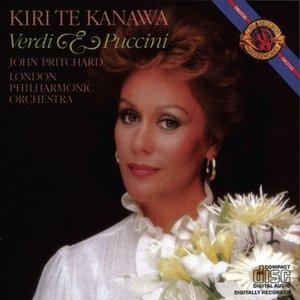 Image for 'Kiri Te Kanawa Sings Verdi and Puccini Arias'