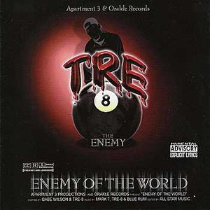 Image for 'Enemy of the World'