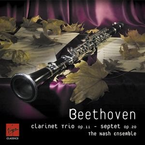 Image for 'Beethoven: Septet & Clarinet Trio'