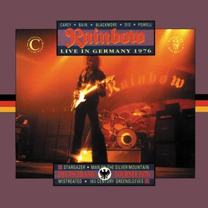 Image pour 'Live In Germany 1976'