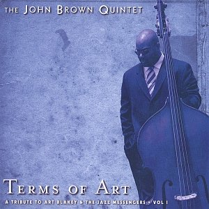 Image for 'Terms of Art - A Tribute to Art Blakey and the Jazz Messengers'