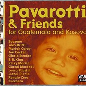 Image for 'Pavarotti & Friends For The Children Of Guatemala And Kosovo'