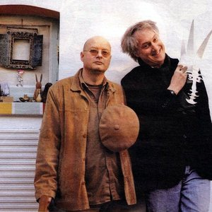 Image for 'Peter Blegvad & Andy Partridge'