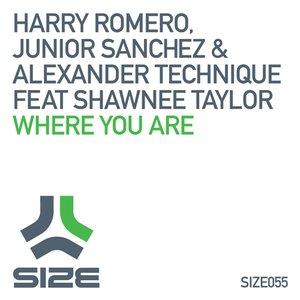 Imagem de 'Harry Romero, Junior Sanchez & Alexander Technique feat. Shawnee Taylor'