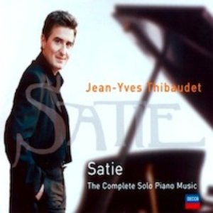 Image for 'Satie: The Complete Solo Piano Music (feat. piano: Jean-Yves Thibaudet)'